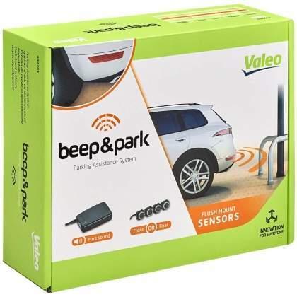 Asystent parkowania Valeo zestaw Flush Mount (czujniki montowane na płasko)