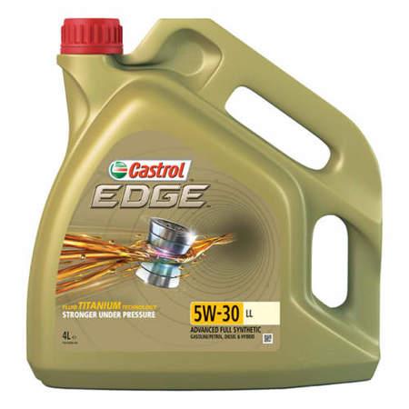 Olej Castrol Edge 5W30 Long Life 4L
