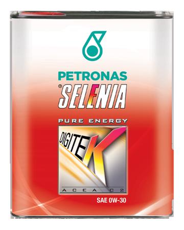 Olej Selenia Digitek Pure Energy 0W30 2 litry
