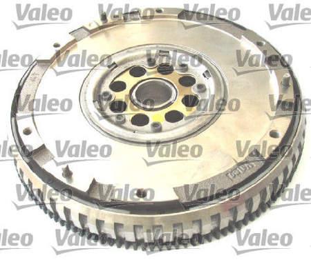 Zestaw koło dwumasowe + sprzęgło Valeo Peugeot 307
