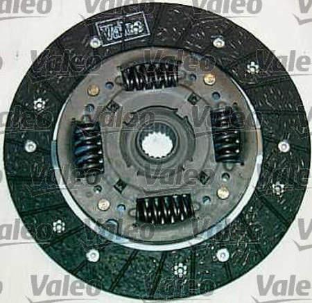 Zestaw sprzęgła Valeo Fiat Multipla