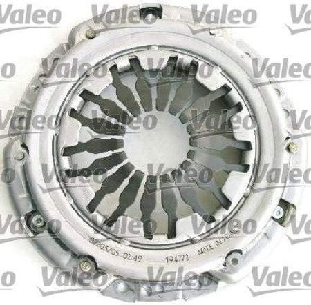 Zestaw sprzęgła Valeo Renault Modus 1.2